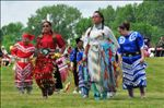 Saganing Traditional Pow wow