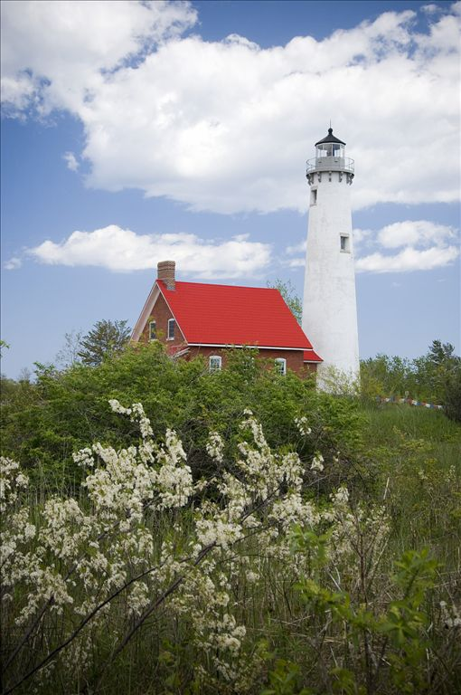 Live the life of a Victorian-era light keeper at Tawas Point