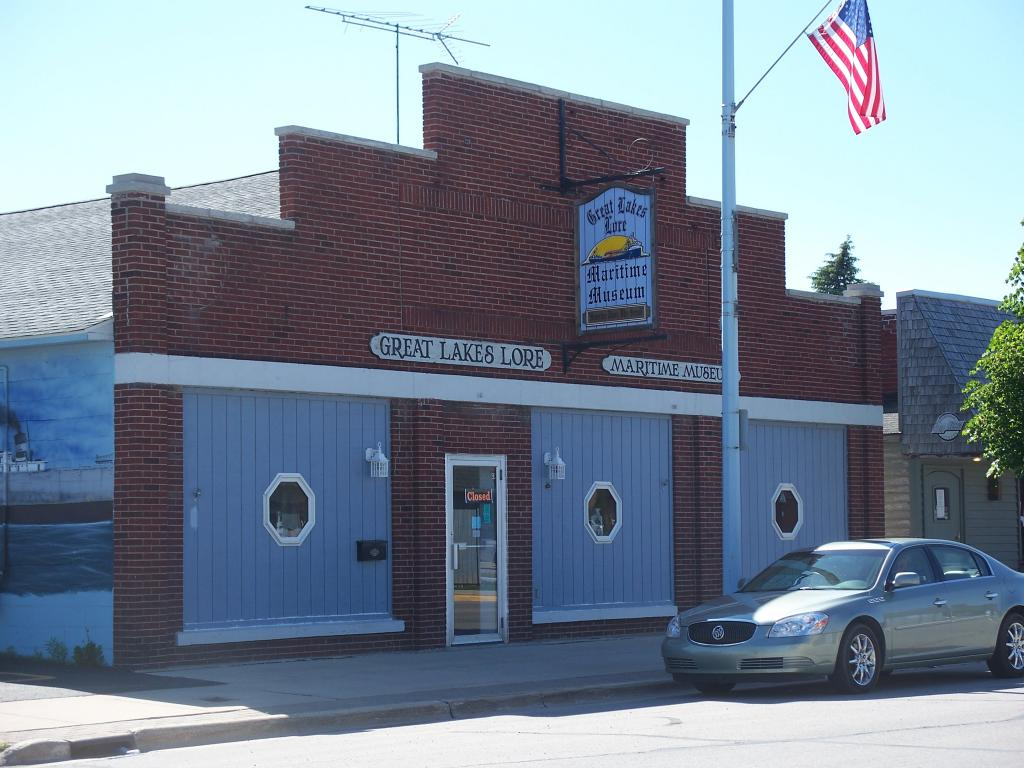Great Lakes Lore Maritime Museum - Great museums in us
