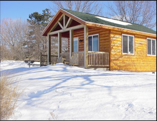 Winter Cabin Rental