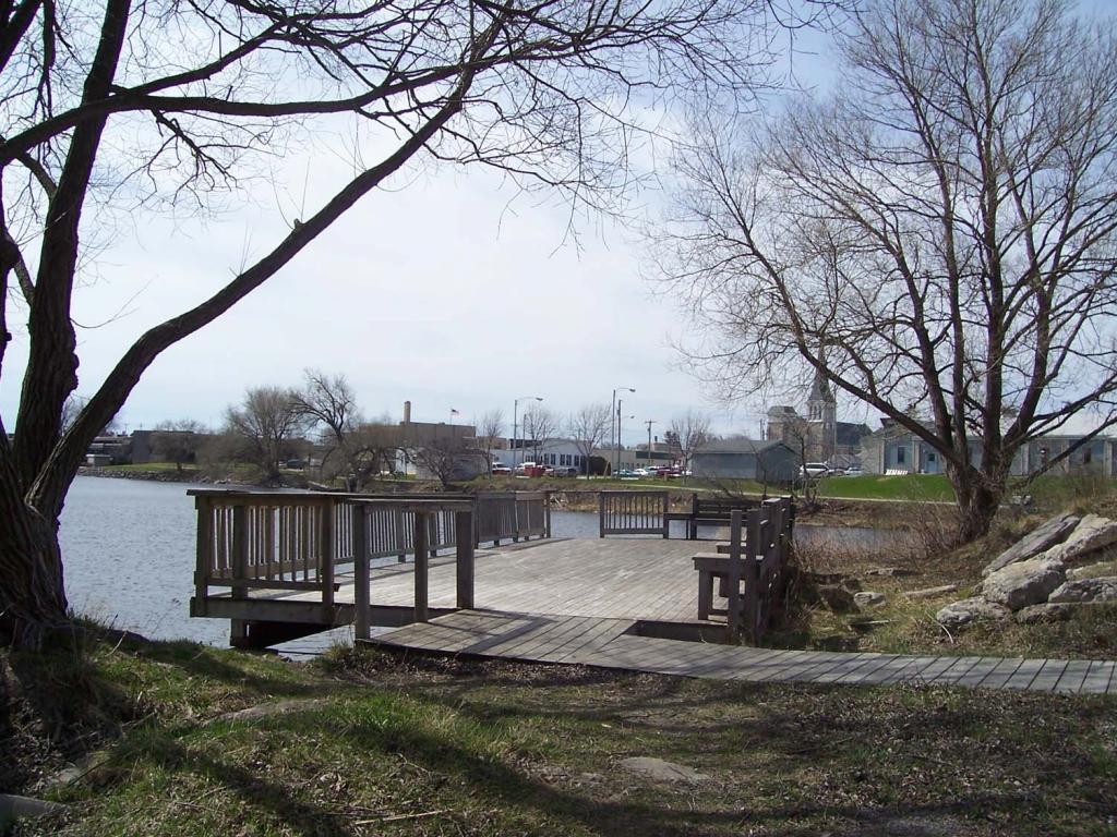 Rotary Island Mill Park