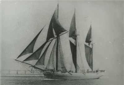 Schooner Rouse Simmons (1868), From the Collection of C. Patrick Labadie