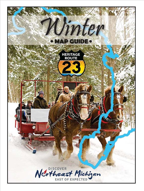 Winter Map Cover