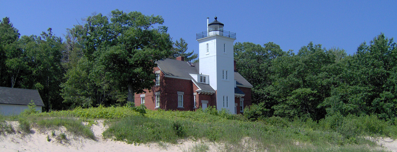 40 Mile Point Light